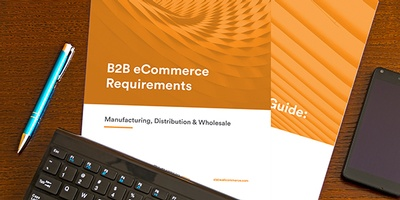 B2B eCommerce Requirements Guide