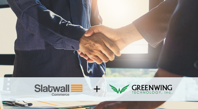 Slatwall Commerce Partners with e-Procurement Solution Provider Greenwing Technology