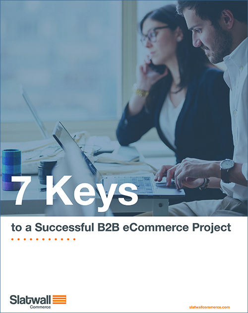 7 Keys to a Successful B2B eCommerce Project