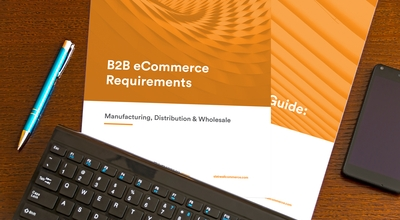 eCommerce Requirements Guide: For B2B Companies